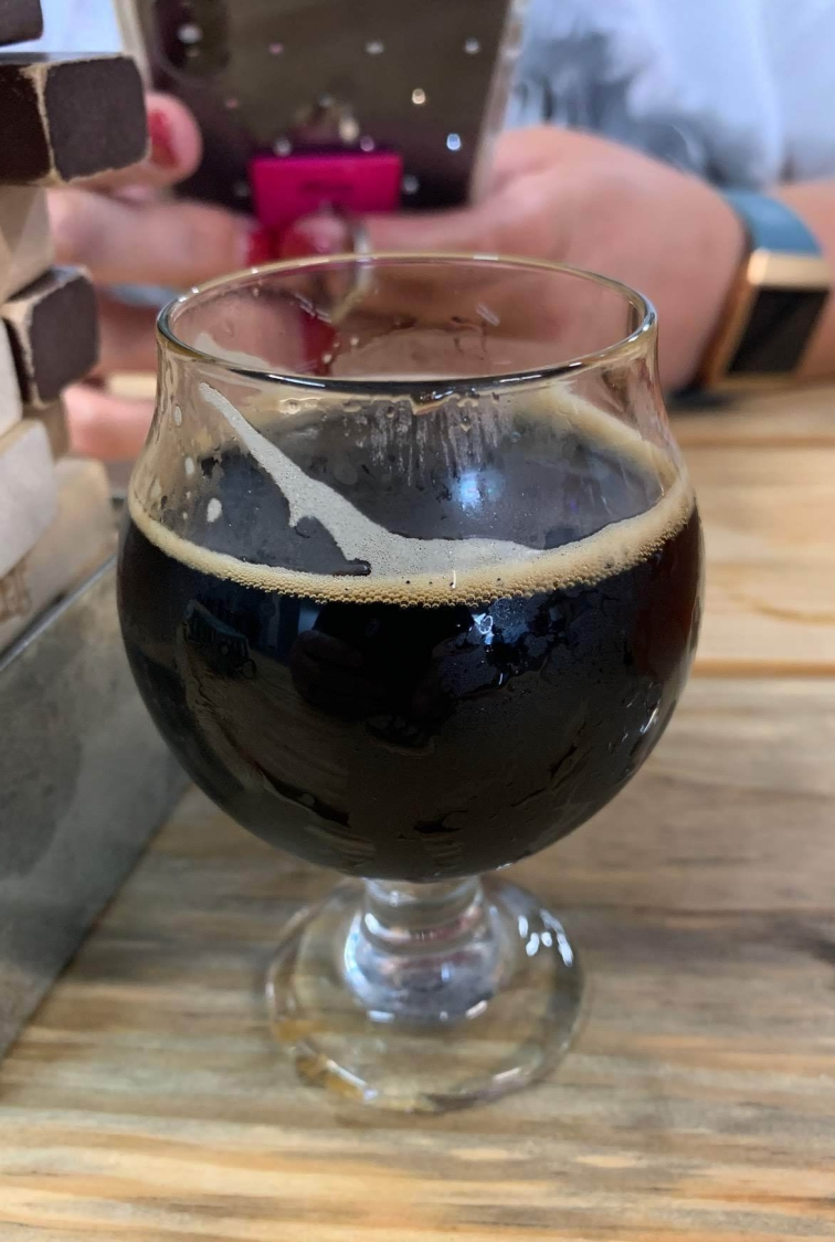 Mexican Chocolate Cake from Dissent Craft Brewing