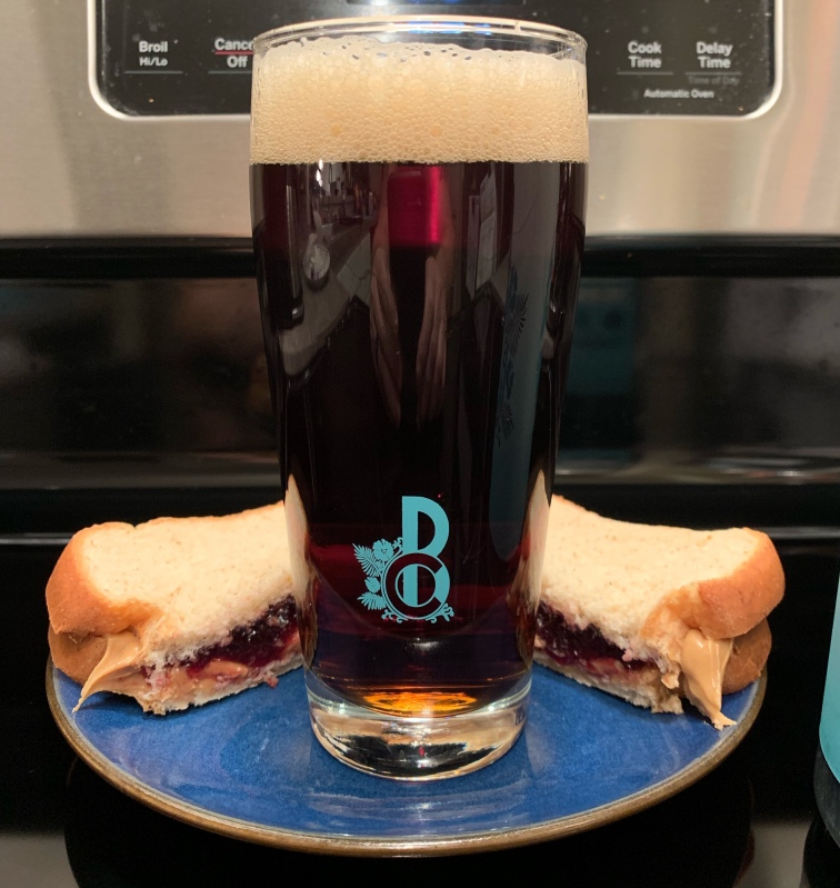 PB & J Brown Ale